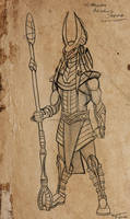 Anubis Jaffa Concept
