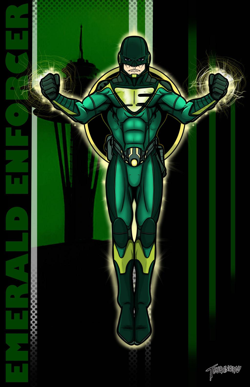 Emerald Enforcer 2