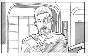 Dark Mirror Captain Riker Returns