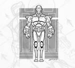 Robo-drone concept