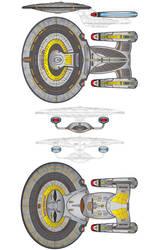 ISS Galaxy WIP2 by stourangeau