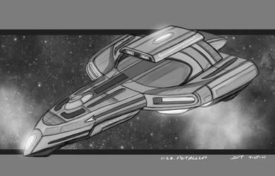 USS puyallup by stourangeau