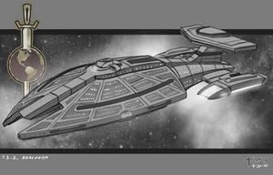 ISS anaconda