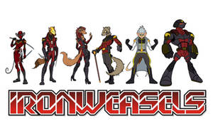 Iron Weasels