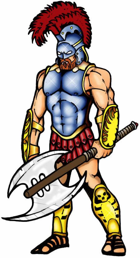 Mars - God of War by stourangeau on DeviantArt