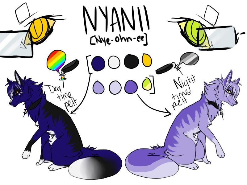 Nyanii :Ref: by BlitzEngles