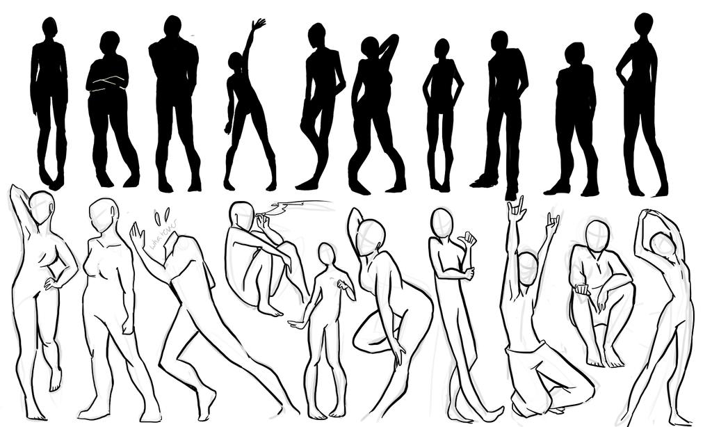 5- gestures or something by Wyethcat