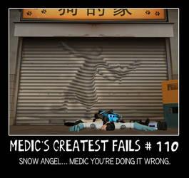 Medics Greatest Fails 110
