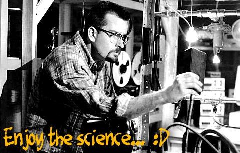 Enjoy the Science by Derwen