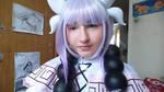 Kanna cosplay from Miss Kobayashi's Dragon Maid by AsuCosplay