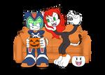 COMM: Halloween Heckling