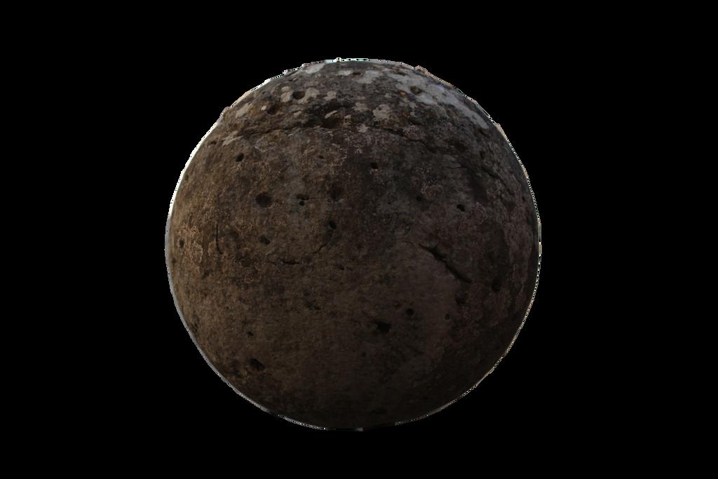 Stone Sphere...
