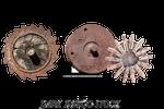 Steampunk/Wooden gears...