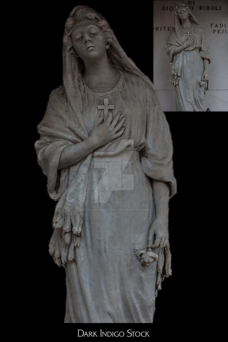 Statue V2... by Dark-Indigo-Stock