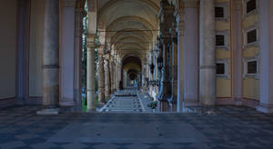Corridor V1... by Dark-Indigo-Stock