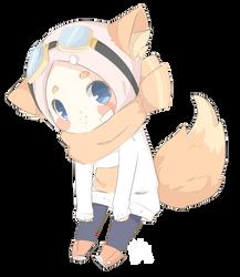 imma fox! by nichi09