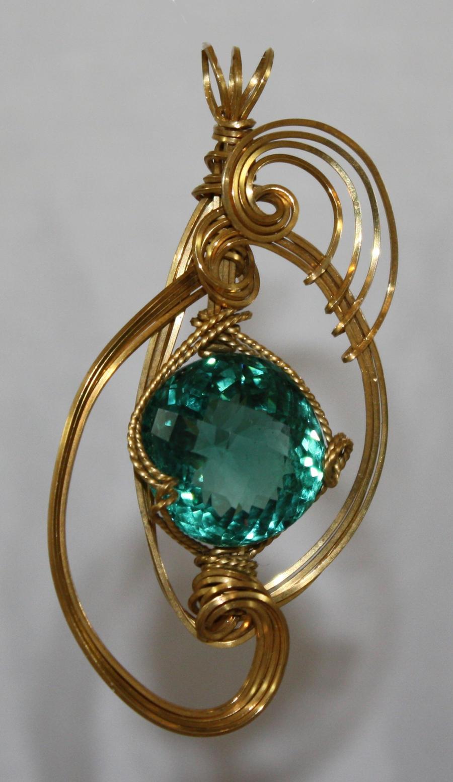 Preston Special Pendant by skezzcrom