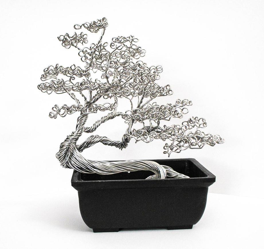 Bonsai Tree #22 by skezzcrom