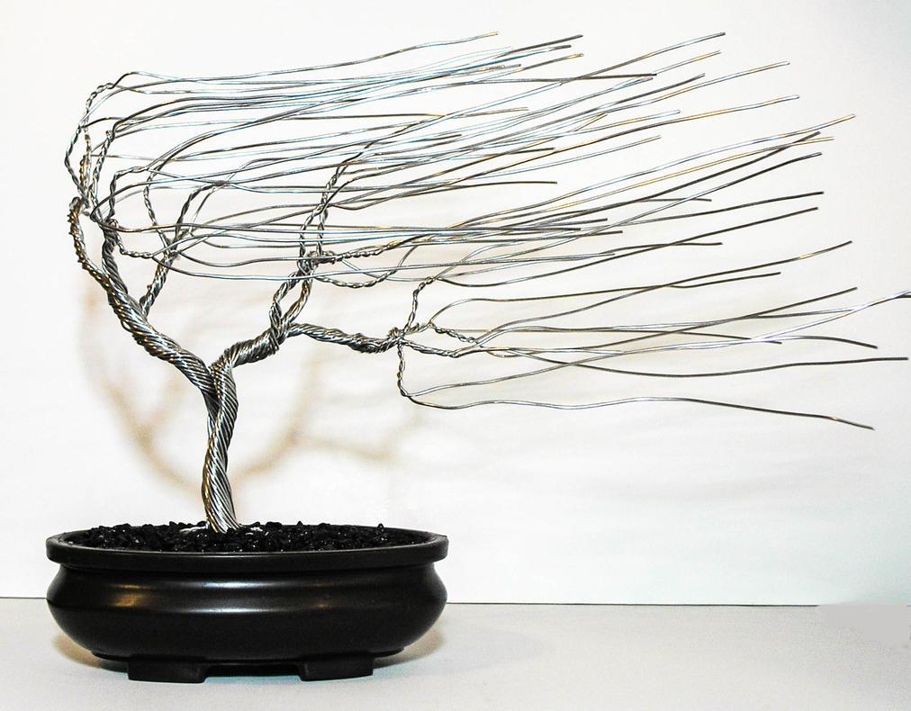 Bonsai Tree #30 by skezzcrom