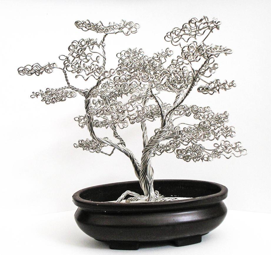 Bonsai Tree 21 by skezzcrom