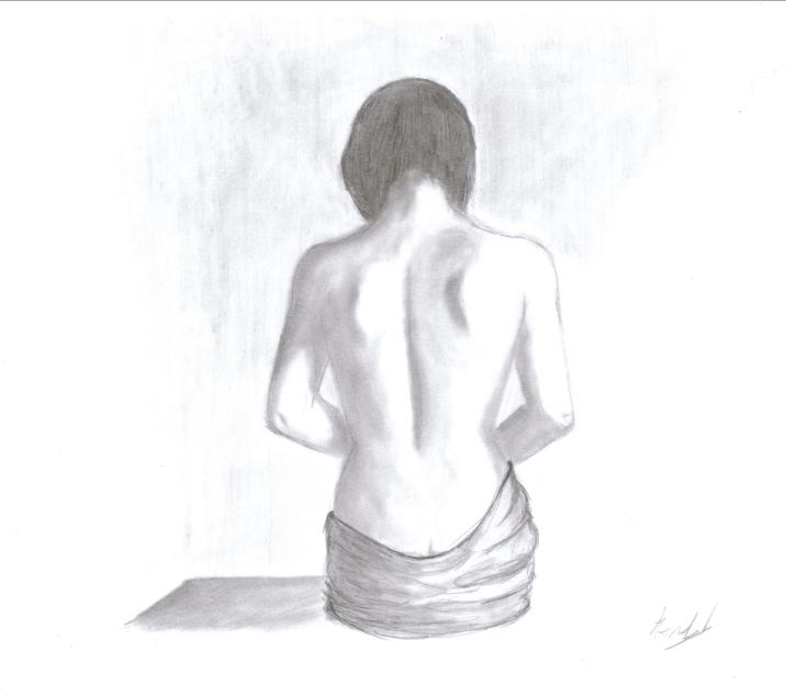 Draw a naked woman, xxxratedpornos