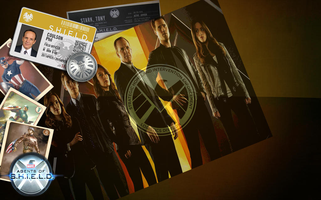 Marvel Agents Of Shield Wallpaper 10659 Loadtve