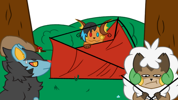 [RH] Mission #6: Camping!