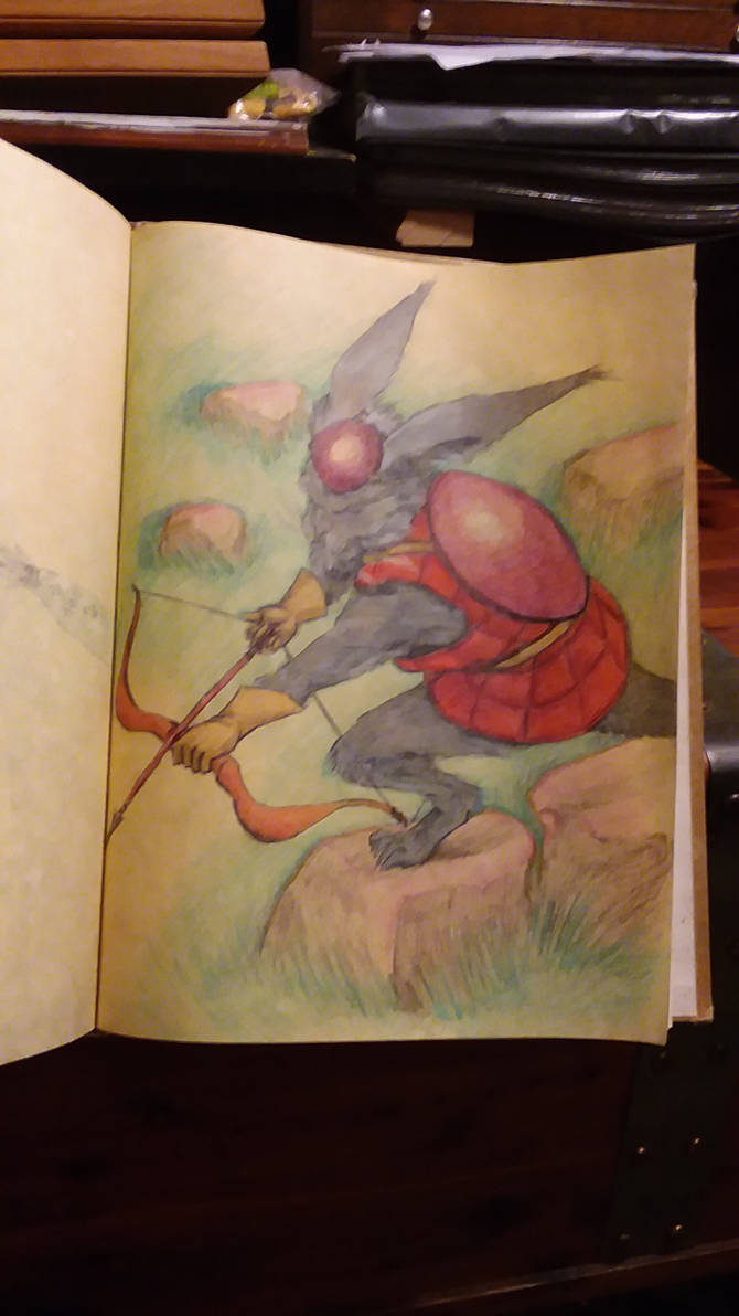 Hare archer