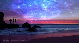 Nebula From Earth
