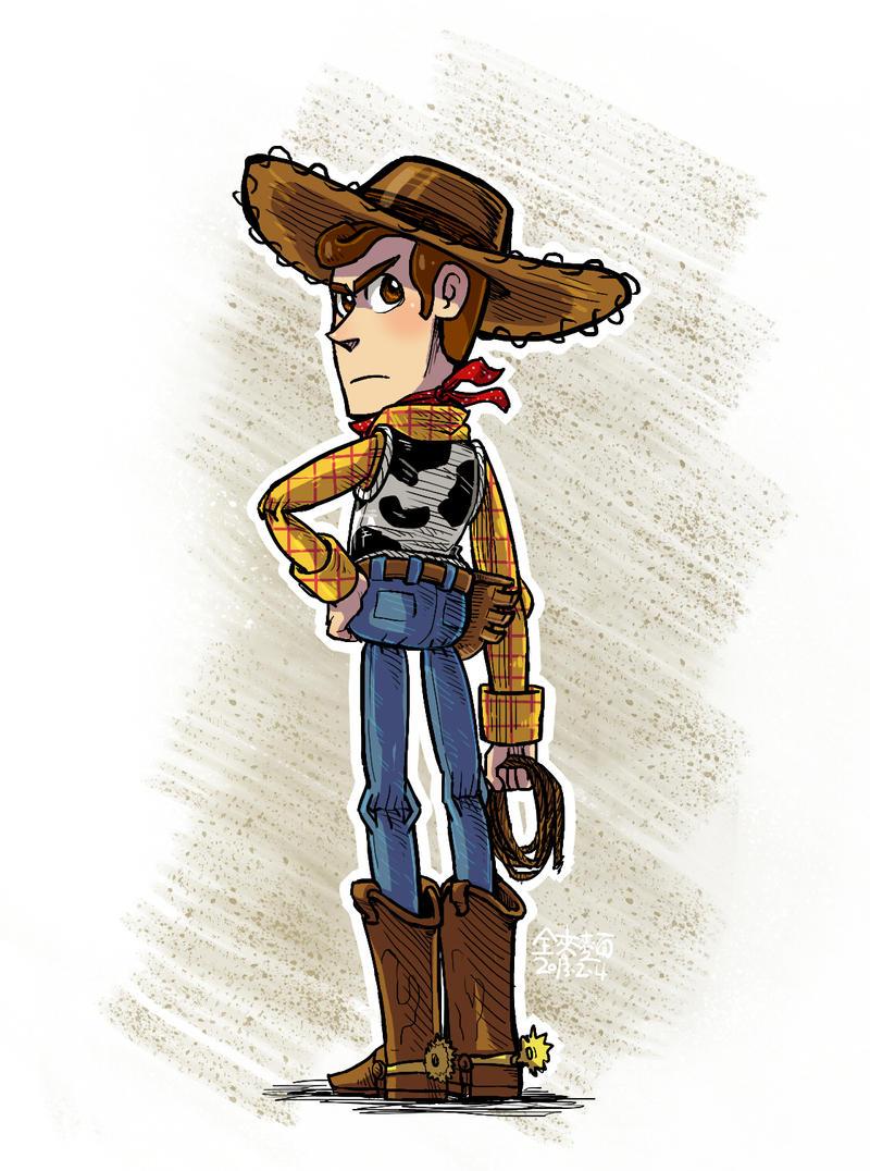 Woody by n7tiga6233