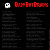 BabyBatBrains by auroraailuros