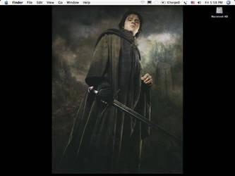Murtagh of Eragon by ragemuse