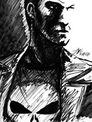 The Punisher by ragemuse