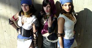 Dragon Age Ladies