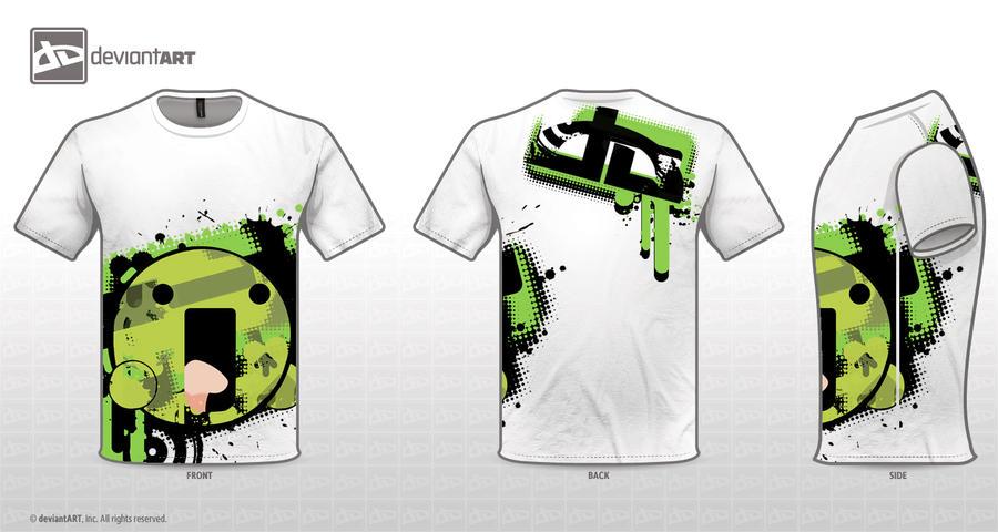 dA :LA: Shirt by MoGDesignsAR