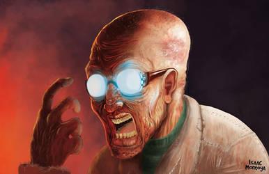 Profesor Farnsworth by IsaacMontoya