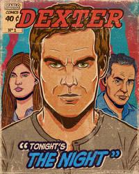Dexter comic cover