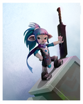Aana, the Asura Guardian