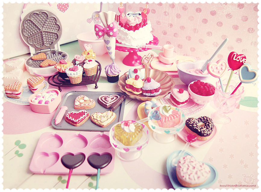 Heart Sweets rement by 23Roou