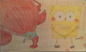 Spongebob No-Pants