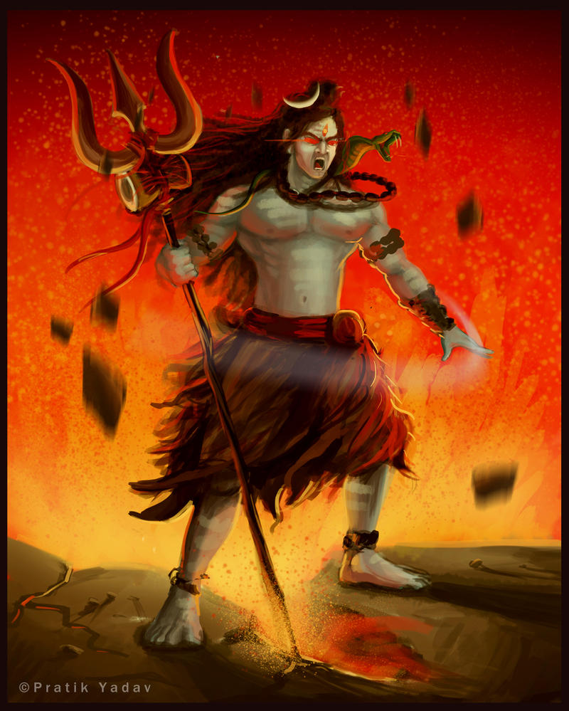 Beautiful Latesr Famous Shiva Pictures angry for free download