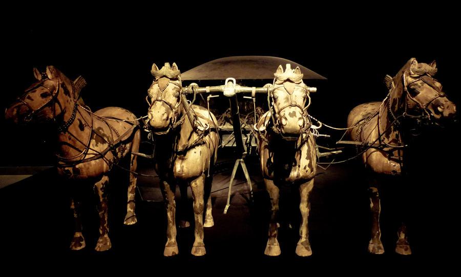 War Chariot by diegokman