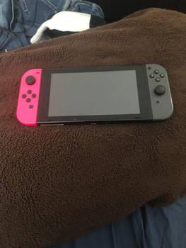 My Real Original Nintendo Switch
