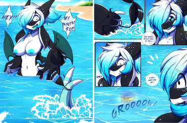 Tentacle Fun: Page.6 and 7 by RainbowScreen