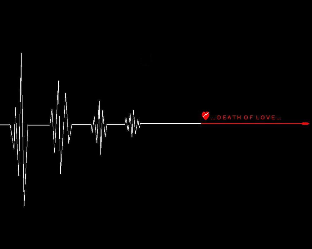 Death Of Love By MooandMonkey