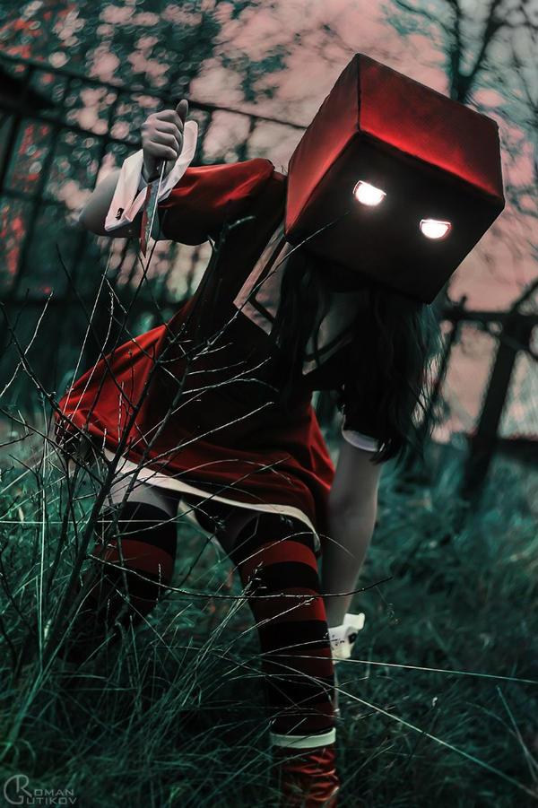Little dead red by Black-Kota