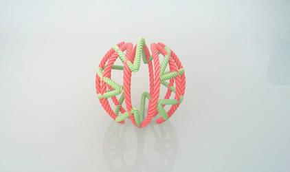 Sandstone String Ball 2