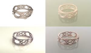 Sine Ring Irregular by llewelld