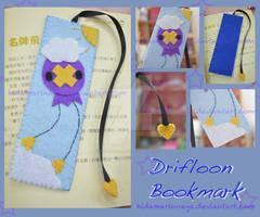 Drifloon Bookmark