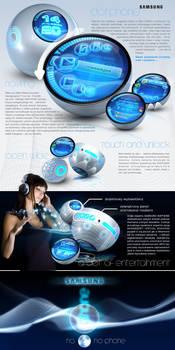 Samsung dOtPHONE advertisement